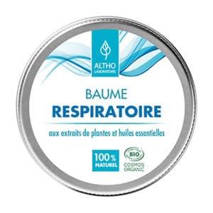 Baume respiratoire aux huiles essentielles bio 50 ml