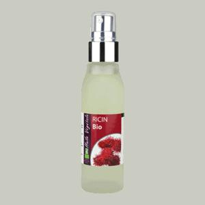 Huile végétale ricin bio spray 50 ml